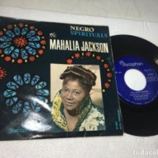 Discos de vinilo: DISCO SINGLE ORIGINAL NAHALIA JACKSON. Lote 193782145