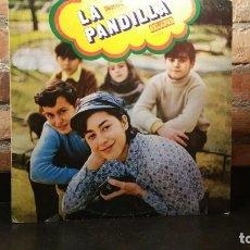 Discos de vinilo: LA PANDILLA LP. Lote 193786755