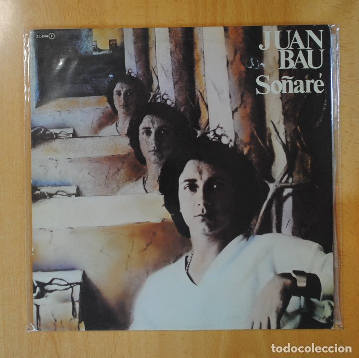 JUAN BAU - SOÑARE - LP (Música - Discos - LP Vinilo - Cantautores Españoles)