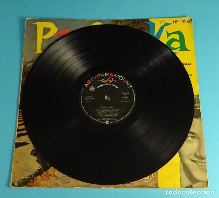 Discos de vinilo: PAUL ANKA. LONELY BOY. HISPAVOX - Foto 3 - 193800143