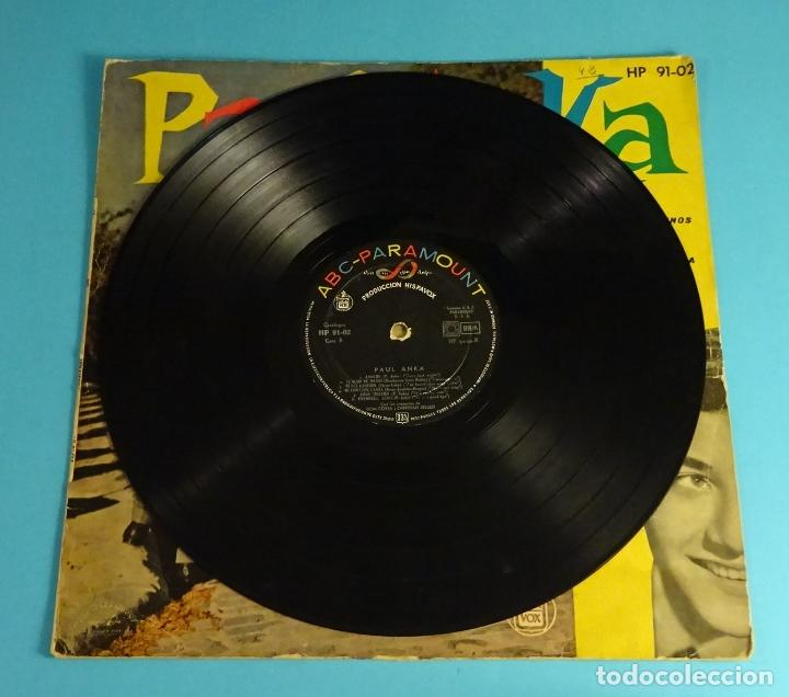 Discos de vinilo: PAUL ANKA. LONELY BOY. HISPAVOX - Foto 4 - 193800143
