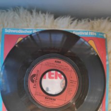 Discos de vinilo: ABBA - WATERLOO - SINGLE VINILO. Lote 193800867