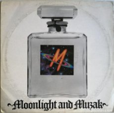 Discos de vinilo: M-MOONLIGHT AND MUZAK, MCA RECORDS MCAT 541, MCAT541, UK. Lote 193803100