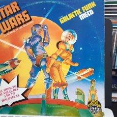 Disques de vinyle: STAR WARS GALACTIC FUNK MECO. Lote 193816875