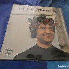 Discos de vinilo: LP BUEN ESTADO PIERRE PERRET FRANCIA 1973 EN BUEN ESTADO. Lote 193818442