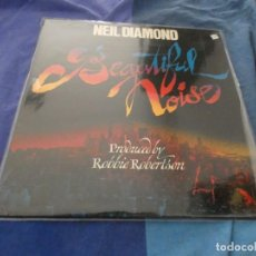 Discos de vinilo: LP NEIL DIAMOND BEAUTIFUL NOISE 1976 ESPAÑA MUY BUEN ESTADO. Lote 193818946