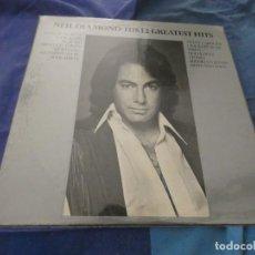 Discos de vinilo: LP NEIL DIAMOND HIS 12 GREATEST HITS LP BUEN ESTADO USA 1974 . Lote 193819000