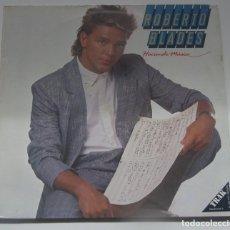 Disques de vinyle: ROBERTO BLADES – HACIENDO MÚSICA - HISPAVOX 1989. Lote 193819330