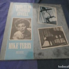 Discos de vinilo: LP MIKE TERRY TRIBUTE TO WINIFRED ANTWELL UK 1985 RARO BUEN ESTADO. Lote 193820172