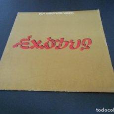 Discos de vinilo: BOB MARLEY &THE WAILERS EXODUS LP. 1977 ISLAND EDICION ESPAÑOLA. Lote 193820935