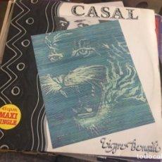 Discos de vinilo: TINO CASAL: TIGRE BENGALÍ . Lote 193822942