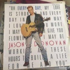 Discos de vinilo: JASÓN DONOVAN: EVERY DAY. Lote 193824171