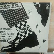 Discos de vinilo: DANCE CRAZE. LO MEJOR DEL SKA BRITÁNICO... ¡EN VIVO! . LP VINILO SPAIN 1981. Lote 193824417