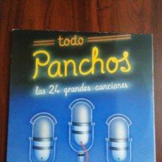 Discos de vinilo: TODO PANCHOS LAS 24 GRANDES CANCIONES 2 VINILOS LP. Lote 193827595