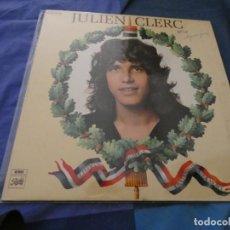 Discos de vinilo: LP JULIEN CLERC IDEM 1972 FRANCES MUY BUEN ESTADO DE VINILO . Lote 193827670