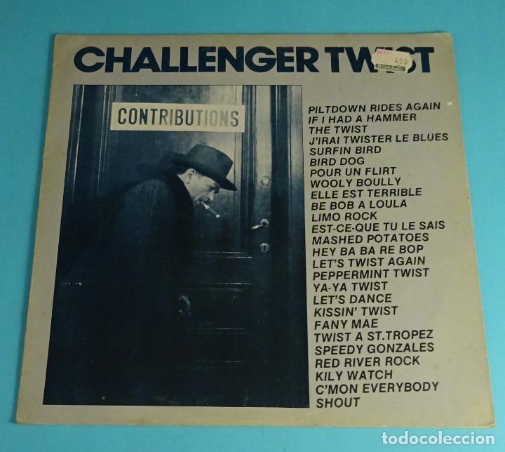CHALLENGER TWIST (Música - Discos de Vinilo - Maxi Singles - Rock & Roll)