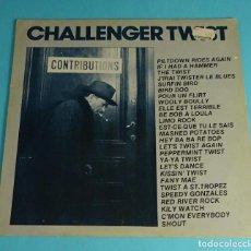 Discos de vinilo: CHALLENGER TWIST. Lote 193828220