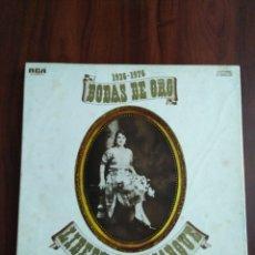 Discos de vinilo: LIBERTAD LAMARQUE BODAS DE ORO 1926-1976 ( CAJA DE 3 VINILOS LP ). Lote 193828241