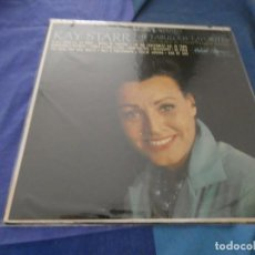 Discos de vinilo: LP USA 1964 BUEN ESTADO KAY STARR THE FABULOUS FAVORITES . Lote 193829078