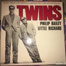 Discos de vinilo: TWINS: PHILIP BAILEY. Lote 193830131
