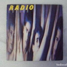 Dischi in vinile: RADIO FUTURA, ESCUELA DE CALOR. SINGLE EDICION ESPAÑOLA 1984 ARIOLA. Lote 193838947