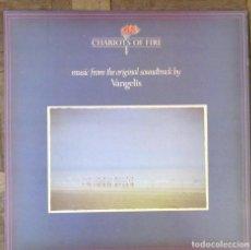 Discos de vinilo: CHARIOTS OF FIRE. BSO. VANGELIS. POLYDOR, 23 83 602. ESPAÑA, 1981.. Lote 193842875