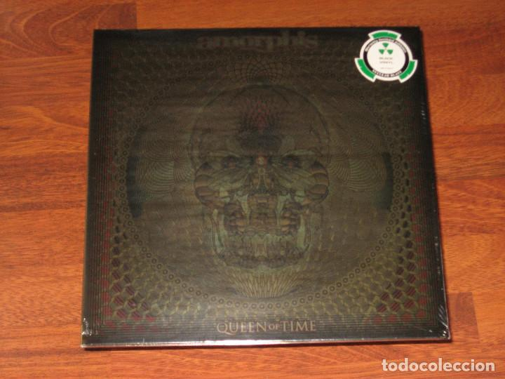 (SIN ABRIR) AMORPHIS - QUEEN OF TIME _______ (VINILO 2LP) (Música - Discos - LP Vinilo - Heavy - Metal)