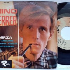 Discos de vinilo: NINO FERRER . MIRZA - EP 1966 - RIVIERA. Lote 193843488