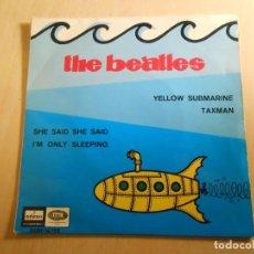 Discos de vinilo: BEATLES, THE, EP, YELLOW SUBMARINE + 3, AÑO 1966. Lote 193843647