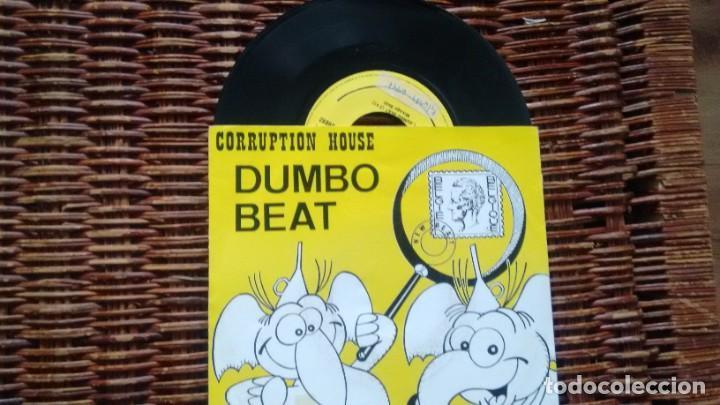 SINGLE ( VINILO) DE CORRUPTION HOUSE (Música - Discos - Singles Vinilo - Electrónica, Avantgarde y Experimental)
