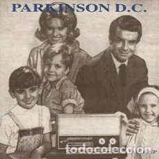 Discos de vinilo: EP PARKINSON D.C. ‎– LOVE EP - BREATH + 3 - ELEFANT - 1993 NM/NM. Lote 193852253
