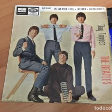 Discos de vinilo: THE BEATLES (DAY TRIPPER +3) EP ESPAÑA 1966 (EPI15). Lote 193863440