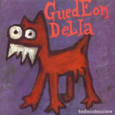 Discos de vinilo: EP GUEDEON DELLA ‎– DOGGY LANGUAGE EP - IT'S MY BODY + 3 - ELEFANT 1994 FOC (M/M). Lote 193867397
