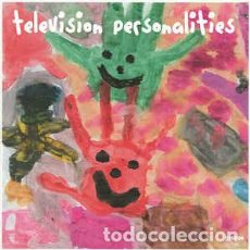 Discos de vinil: SINGLE TELEVISION PERSONALITIES ‎– PEOPLE THINK THAT WE'RE STRANGE - ELEFANT - WHITE - 2009 (NM/NM). Lote 193868298