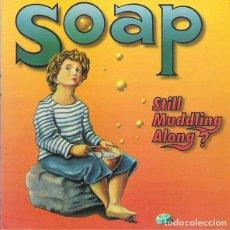 Discos de vinilo: EP SOAP – STILL MUDDLING ALONG? - FOC - ELEFANT 1995 NM/NM. Lote 193868577