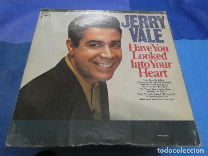 JERRY VALE HAVE YOU LOOKED INTO YOUR HEART LP USA MUY ANTIGUO AÑOS 70 (Música - Discos - LP Vinilo - Cantautores Extranjeros)