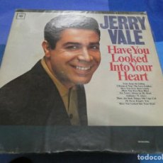 Discos de vinilo: JERRY VALE HAVE YOU LOOKED INTO YOUR HEART LP USA MUY ANTIGUO AÑOS 70 . Lote 193874583