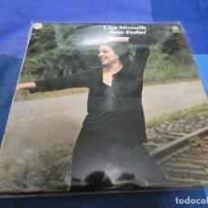 Discos de vinilo: LP EN BUEN ESTADO LIZA MINELLI NEW FEELIN´ESPAÑA 1977 MUY BUEN ESTADO . Lote 193874915