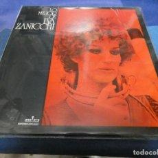 Discos de vinilo: LO MEJOR DE IVA ZANNICHI LP ESPAÑOL BUEN ESTADO. Lote 193875027