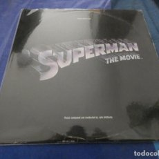 Discos de vinilo: LP DOBLE SUPERMAN THE FILM USA 1978 ESTADO MUY CORRECTO. Lote 193875795