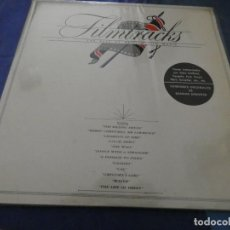 Discos de vinilo: DOBLE LP FILMTRACKS THE BEST OF BRITISH FILM MUSIC BUEN ESTADO MIKE OLFIELD PINK FLOYD.... Lote 193877765