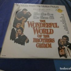 Discos de vinilo: LP MUY BUEN ESTADO BSO DE LA PELI THE WONDERFUL WORLD OF BROTHERS GRIMM. Lote 193878731