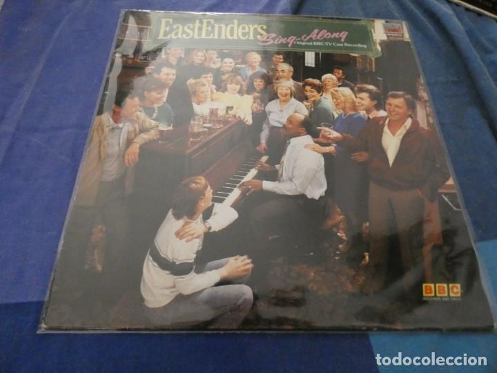 EAST ENDERS LP DE LA SERIE DE TV3 VEINS, AÑOS 80 MUY BUEN ESTADO (Música - Discos de Vinilo - EPs - Bandas Sonoras y Actores)