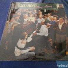 Discos de vinilo: EAST ENDERS LP DE LA SERIE DE TV3 VEINS, AÑOS 80 MUY BUEN ESTADO. Lote 193879622