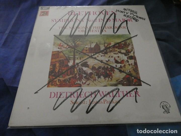 LP INGLES AÑOS 70 UK CHARISMA MONTY PHYTON ANOTHER MONTY PHYTON RECORD (Música - Discos de Vinilo - EPs - Bandas Sonoras y Actores)
