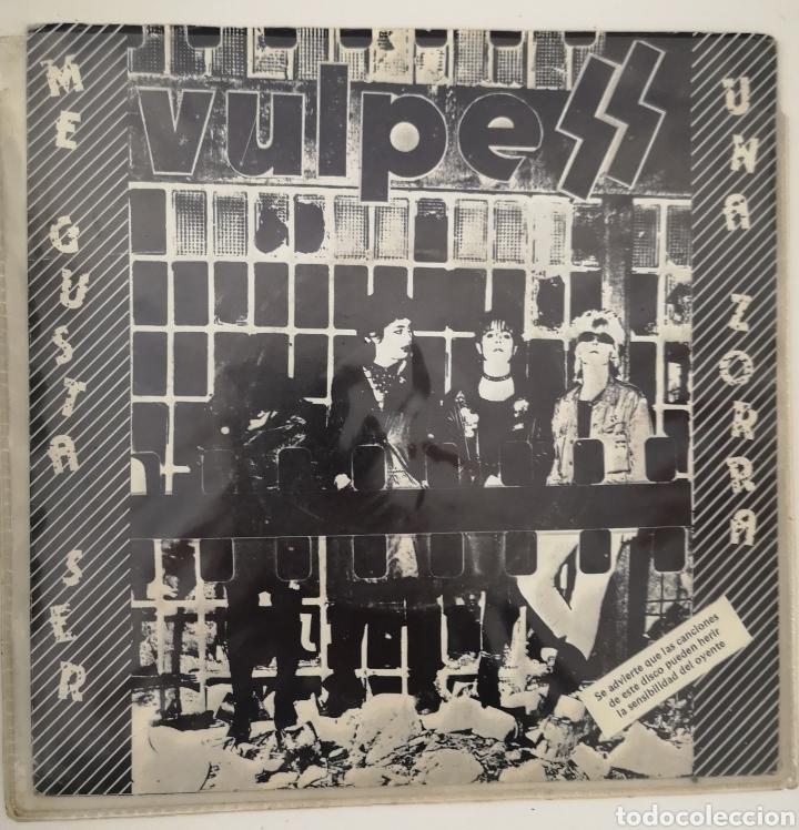 VULPESS - ME GUSTA SER UNA ZORRA (Música - Discos - Singles Vinilo - Punk - Hard Core)