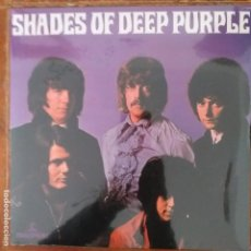 Discos de vinilo: DEEP PURPLE - SHADES OF DEEP PURPLE (LP) PRECINTADO!!!!. Lote 193888075