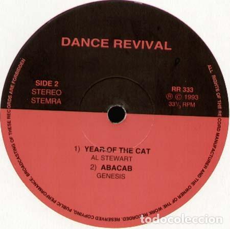 DANCE REVIVAL – RR 333 (Música - Discos - Singles Vinilo - Techno, Trance y House)
