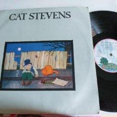 Discos de vinil: CAT STEVENS-LP TEASER AND THE FIRECAT. Lote 193901237