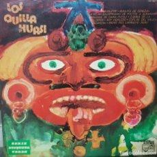 Discos de vinilo: LOS QUILLA HUASI - FOLK ARGENTINO - SERIE ETIQUETA VERDE. Lote 193912055